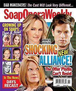 Soap Opera Weekly Dec. 21, 2010