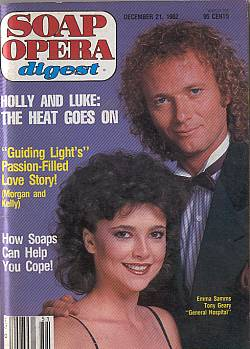 Soap Opera Digest - December 21, 1982
