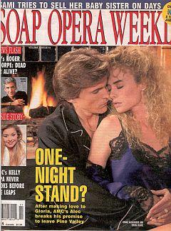 Soap Opera Weekly December 21, 1993
