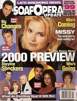 Soap Opera Update December 21, 1999