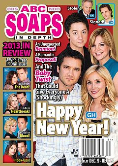 ABC Soaps In Depth December 23, 2013