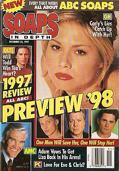 ABC Soaps In Depth December 23, 1997