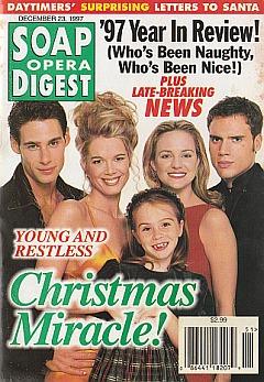 Soap Opera Digest - December 23, 1997