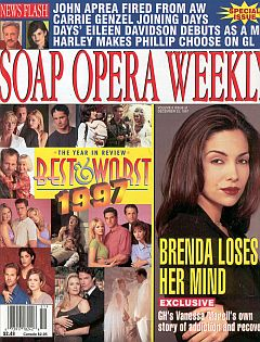 the soap opera addiction They had no idea i'd go on to use it as my perpetual guide to life oops eight  dating lessons i picked up from watching the addictive soap opera.