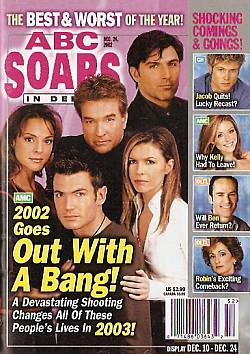 ABC Soaps In Depth December 24, 2002