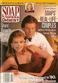 Soap Opera Digest December 25, 1990