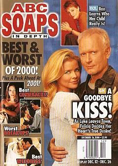 ABC Soaps In Depth December 26, 2000