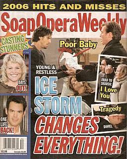 Soap Opera Weekly December 26, 2006