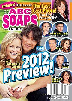 ABC Soaps In Depth December 26, 2011