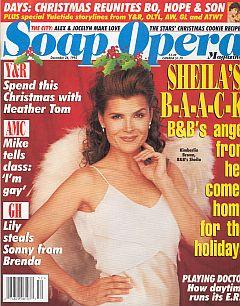 Soap Opera Magazine December 26, 1995
