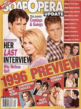 Soap Opera Update December 26, 1995