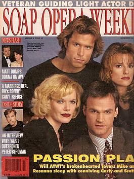 Soap Opera Weekly December 26, 1995