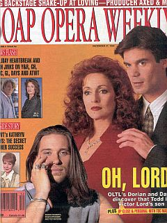 Soap Opera Weekly December 27, 1994