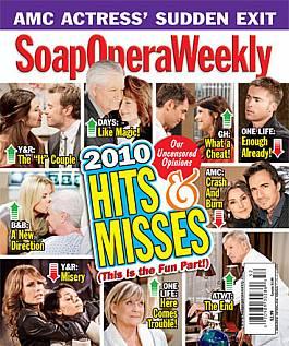 Soap Opera Weekly Dec. 28, 2010