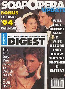 Soap Opera Update Dec. 28, 1993