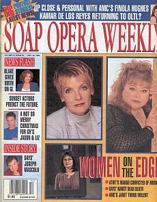 Soap Opera Weekly December 28, 1999