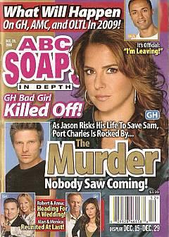 ABC Soaps In Depth December 29, 2008