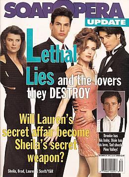 Soap Opera Update December 29, 1992