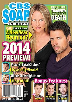 CBS Soaps In Depth December 30, 2013