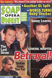 Soap Opera Digest Jan. 23, 2001