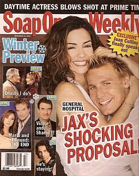 Soap Opera Weekly December 31, 2002