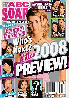 ABC Soaps In Depth December 31, 2007