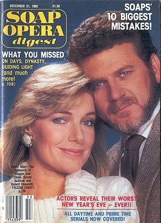 December 31, 1985 Soap Opera Digest