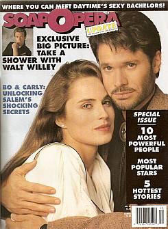 Soap Opera Update December 31, 1991