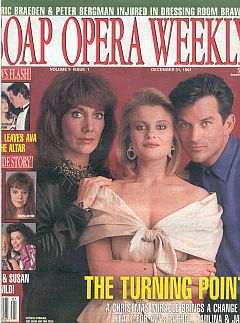 Soap Opera Weekly December 31, 1991
