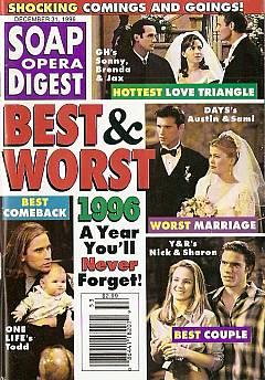 Soap Opera Digest - December 31, 1996