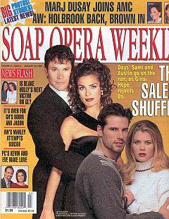 Soap Opera Weekly January 26, 1999
