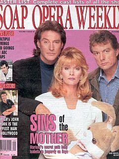 Soap Opera Weekly December 7, 1993