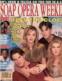 Soap Opera Weekly January 2, 1996