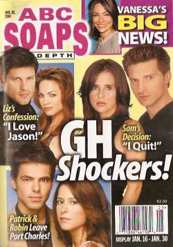 ABC Soaps In Depth January 30, 2007