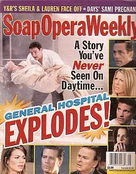 Soap Opera Weekly January 30, 2007