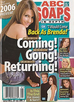 ABC Soaps In Depth January 3, 2006