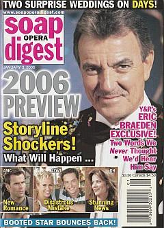 Soap Opera Digest Jan. 3, 2006