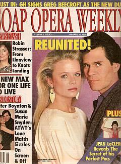 Soap Opera Weekly - January 30, 1990