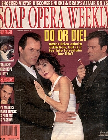 Soap Opera Weekly January 30, 1996