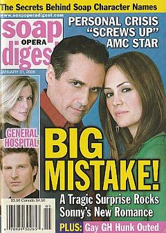 Soap Opera Digest Jan. 31, 2006