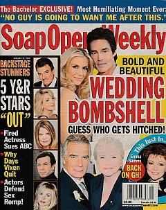 Soap Opera Weekly January 31, 2006