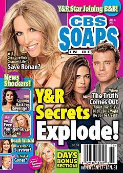 CBS Soaps In Depth January 31, 2011