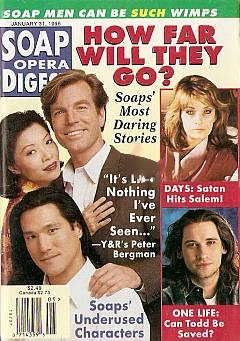 Soap Opera Digest - January 31, 1995