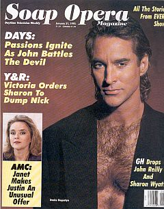 Soap Opera Magazine January 31, 1995