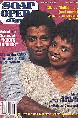 January 3, 1984 Soap Opera Digest