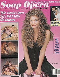 Soap Opera Magazine January 3, 1995