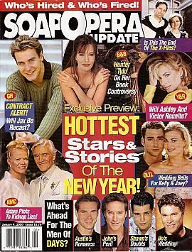 Soap Opera Update January 4, 2000