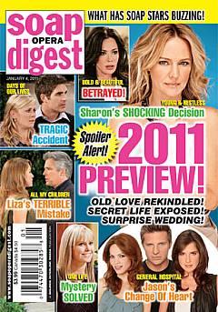 Soap Opera Digest January 4, 2011