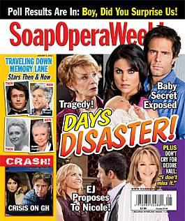 Soap Opera Weekly - January 4, 2011
