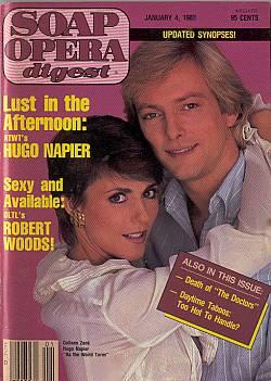 January 4, 1983 Soap Opera Digest